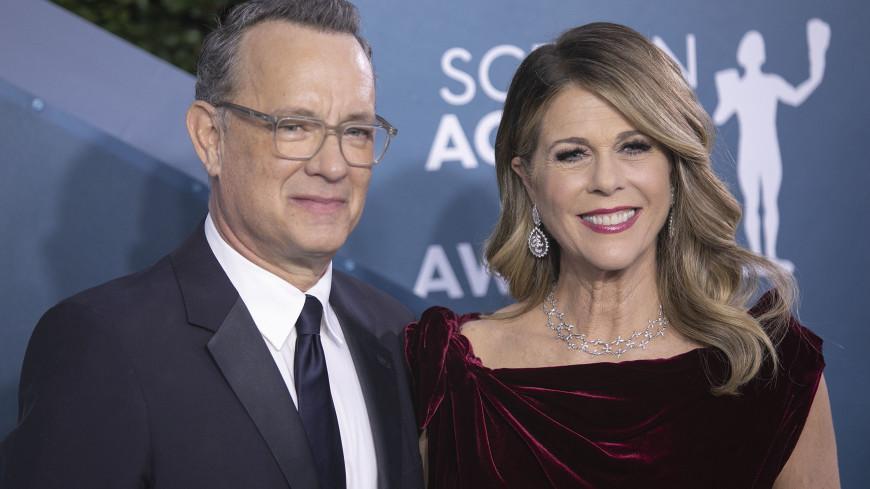 Том Хэнкс с женой пожертвовали свою кровь для больных коронавирусом