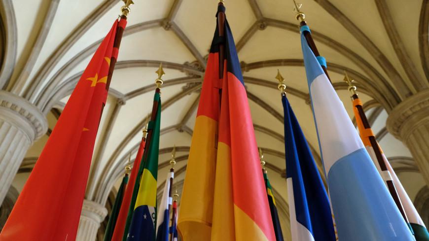 Саммит по коронавирусу: страны G20 поддержали «третий мир» и расширили полномочия ВОЗ