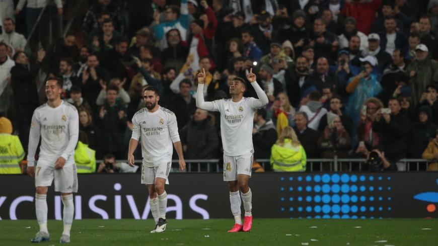COVID-2019: мадридский «Реал» уходит на двухнедельный карантин