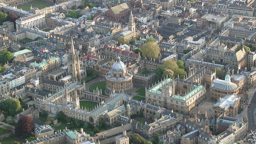 Старинные картины на миллионы фунтов украли из галереи в Оксфорде