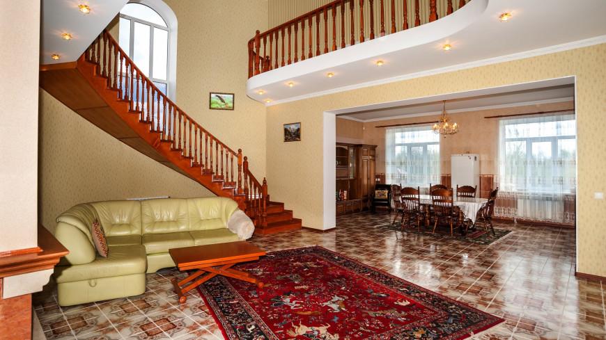 Россияне вместо отдыха за границей выбирают аренду загородных домов