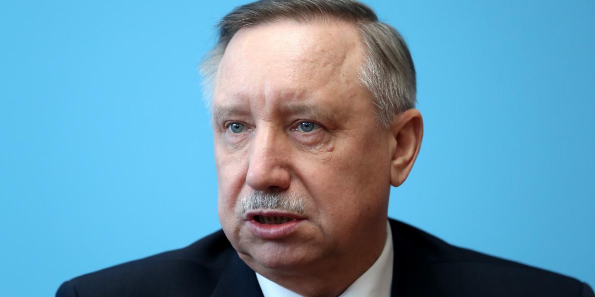 Губернатора Беглова заподозрили в создании собственного «строительного лобби»