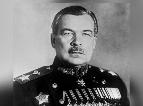 Маршалы Победы. Леонид Говоров