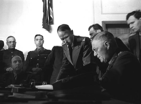 День, когда Третий рейх сдался: как происходило подписание Акта о безоговорочной капитуляции Германии
