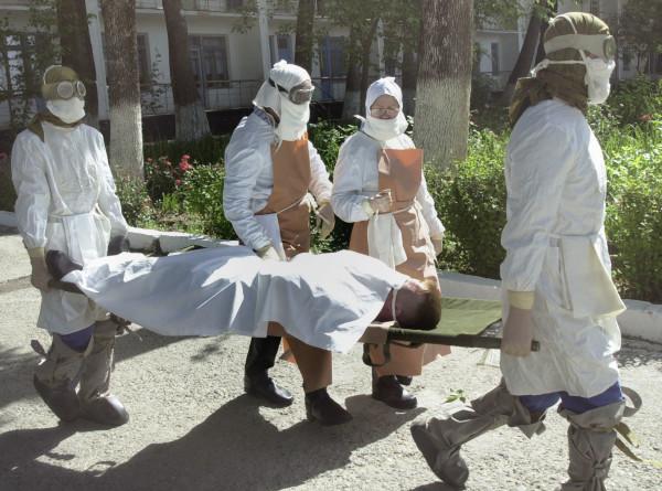 Как лечили эпидемию холеры