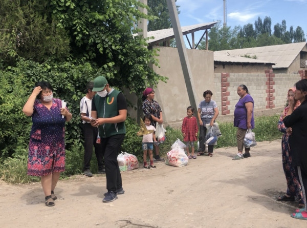 Домашний Орозо айт: как мусульмане Кыргызстана отметили праздник в условиях карантина?