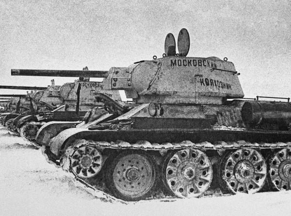 «Оружие Победы»: Т-34 – бронированные «ласточки» Великой Отечественной войны. ИНФОГРАФИКА