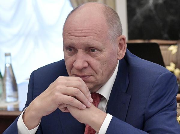 Первому заместителю руководителя администрации президента России Алексею Громову – 60