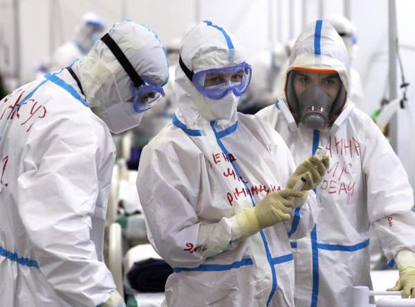 Страны СНГ и Грузия готовятся ко второй волне коронавируса