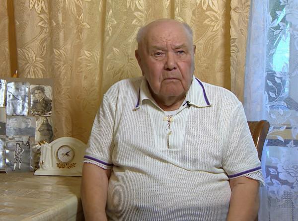 Шествие героев: ветеран рассказал об участии в Параде победителей в июне 1945-го