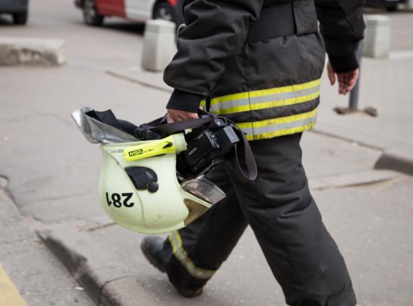 Пожар в Приморье: губернатор поблагодарил спасателей за оперативную работу