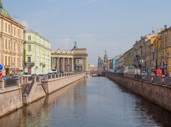 Международный арктический форум пройдет в Санкт-Петербурге
