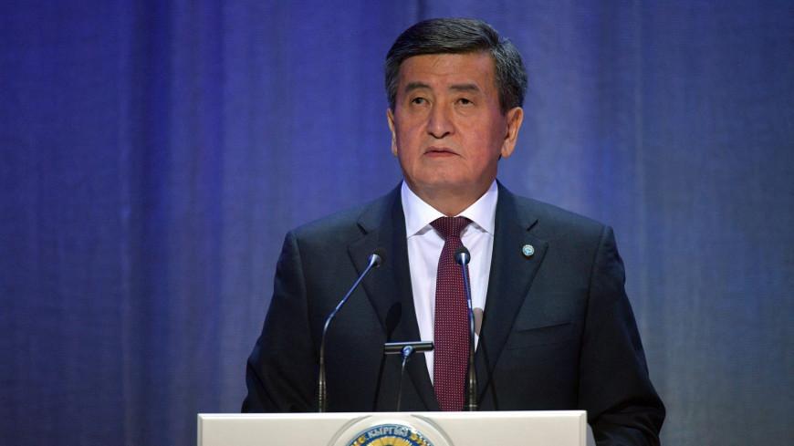 Политика, власть, сооронбай жээнбеков, президент кыргызстана, Президент Кыргызской Республики
