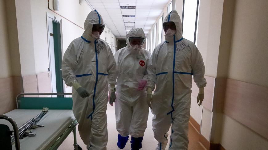 Инфекционный центр для приема COVID-пациентов открылся в Башкирии
