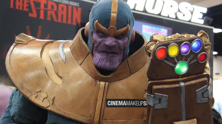 Танос из «Мстителей» стал самым популярным кинозлодеем