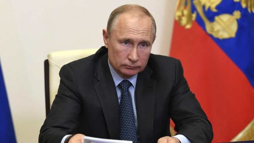 Путин поручил МЧС организовать санитарную обработку в Дагестане