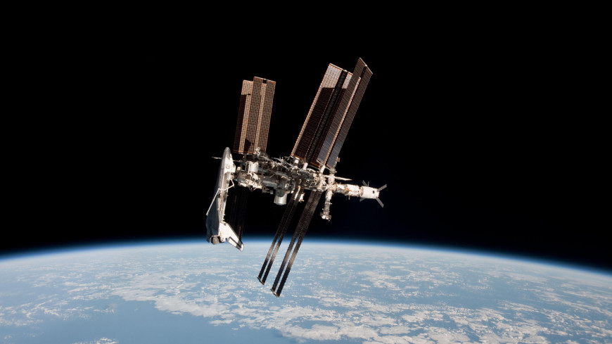 Роскосмос отправит американского астронавта на МКС