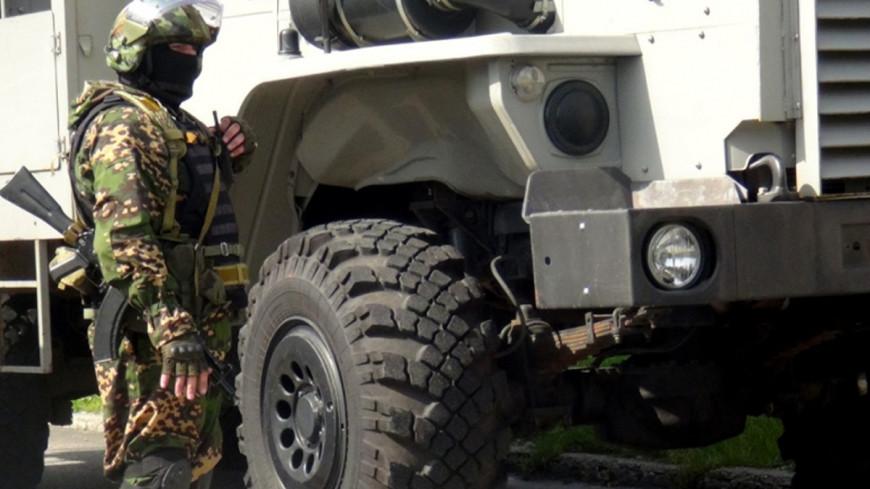 Двое боевиков нейтрализованы в ходе КТО в ингушском городе Сунжа