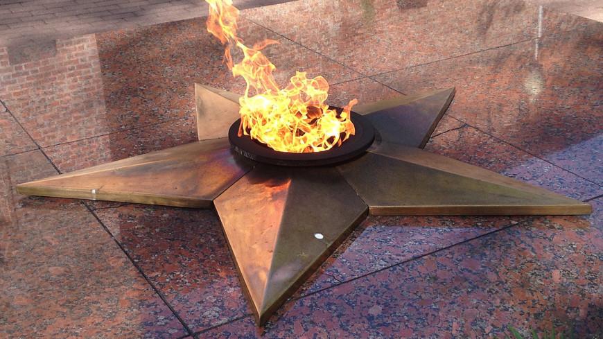 Жарившими еду на Вечном огне в Кронштадте вандалами займется СК
