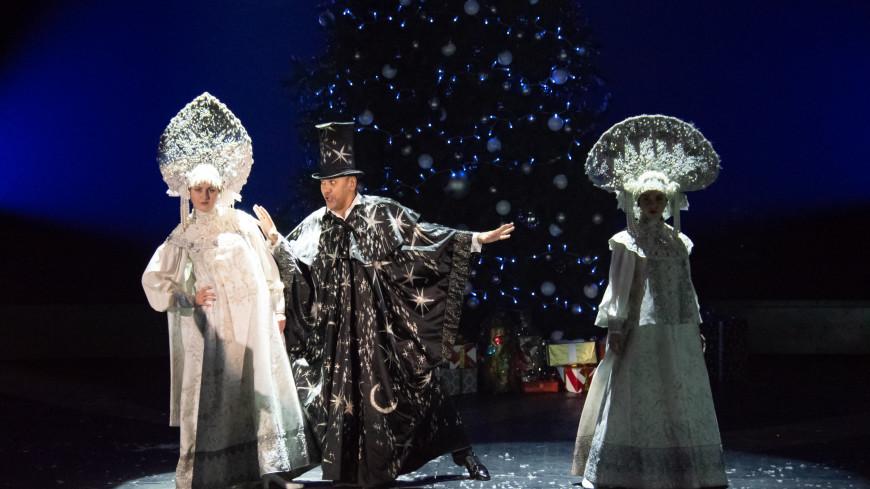 Возвращение в Рождество: трансляция гала-концерта театра «Геликон-опера»