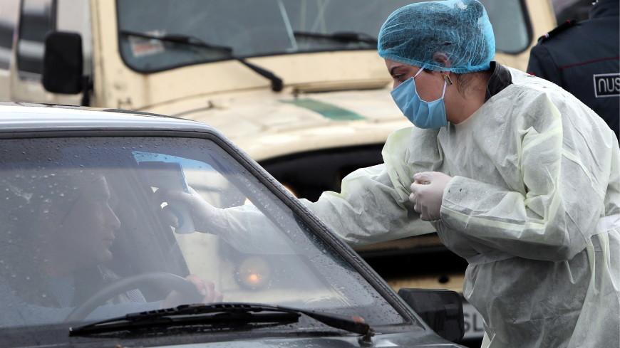 Развитие пандемии коронавируса в Армении перешло в третью фазу