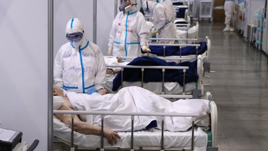 Мурашко: Для отличившихся в борьбе с коронавирусом медиков учредят награды