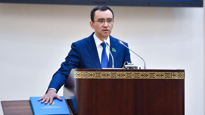 Новым спикером сената Казахстана избран Маулен Ашимбаев