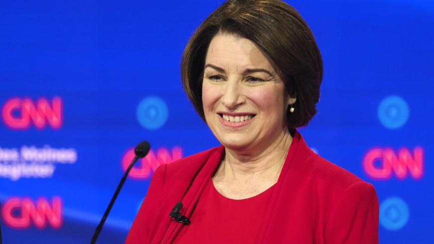 Эми Клобушар может стать кандидатом в вице-президенты США