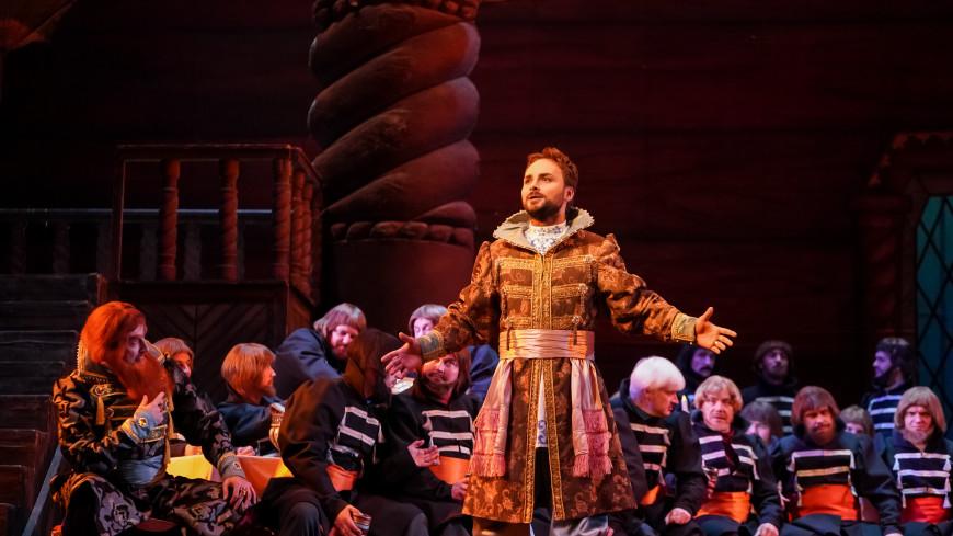 Драма эпохи правления Ивана Грозного: трансляция оперы «Царская невеста»