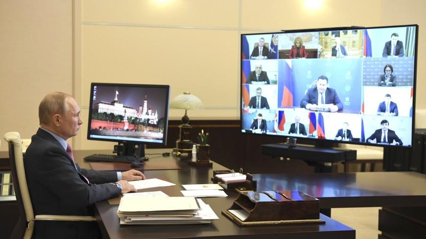 Путин призвал уделить внимание трудоустройству выпускников вузов
