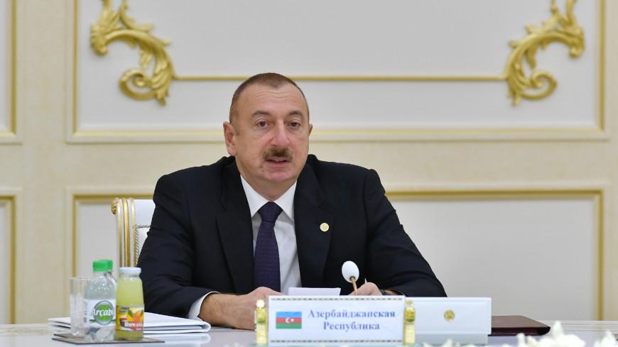 ильхам алиев, президент азербайджана,