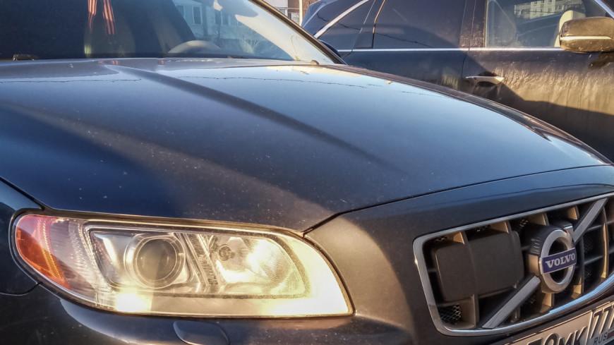 Volvo отзывает в России почти 10 тысяч машин из-за тормозов