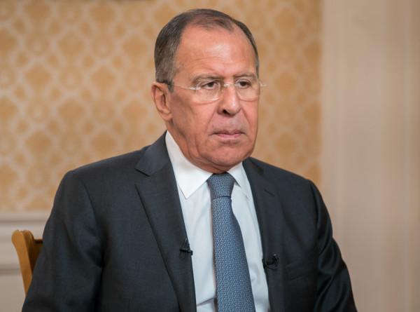 Главы МИД России и Беларуси Лавров и Макей встретились в Минске