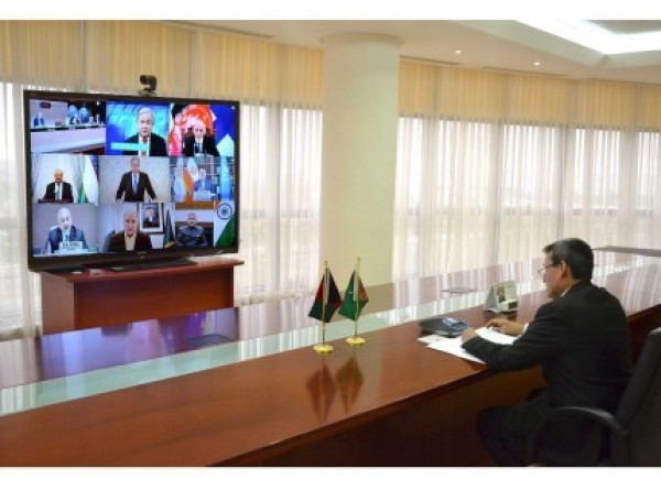 Туркменистан принял участие в форуме по вопросам содействия развитию Афганистана