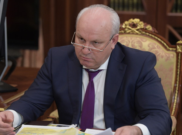 От коронавируса скончался бывший глава Хакасии Виктор Зимин