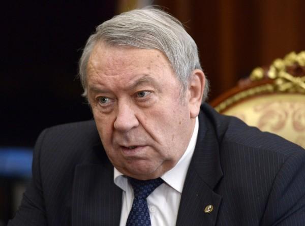 Умер экс-президент РАН Владимир Фортов