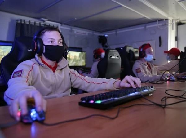 Всероссийский чемпионат по киберспорту «Юнармеец в сети» собрал 15 тысяч геймеров