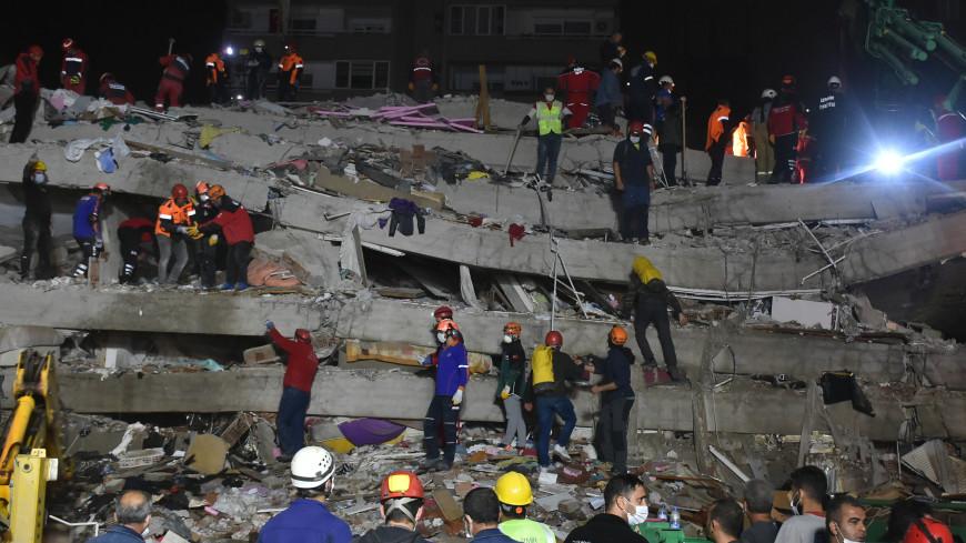 Жертвами землетрясения в Турции стали 79 человек