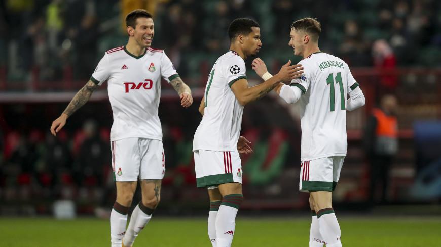 Сдержали фаворитов: московский «Локомотив» вырвал ничью у «Атлетико»