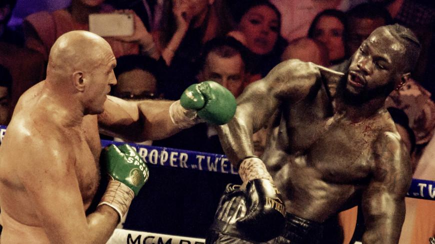 Боксер Уайлдер нашел способ добиться третьего боя с Фьюри