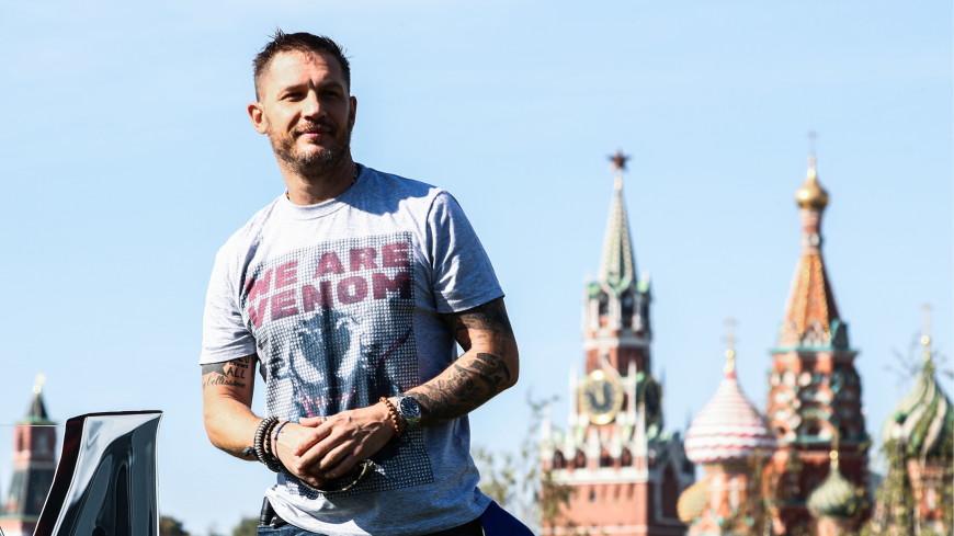 Том Харди возглавил рейтинг самых популярных зарубежных актеров у россиян
