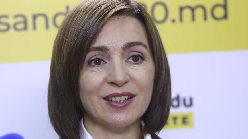 ЦИК Молдовы объявил Майю Санду победителем президентских выборов