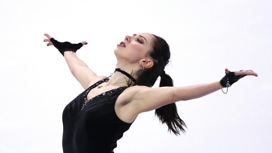 Туктамышева выиграла Гран-при России по фигурному катанию