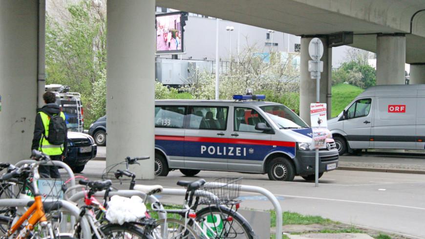 """Фото: Эльвира Ислямова (МТРК «Мир») """"«Мир 24»"""":http://mir24.tv/, полиция австрии, австрия, вена, полиция"""