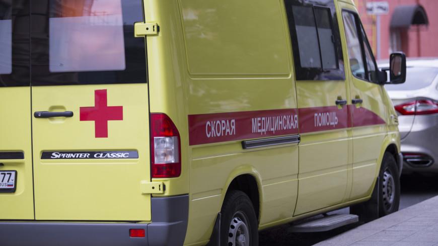На севере Москвы обнаружена раненая женщина
