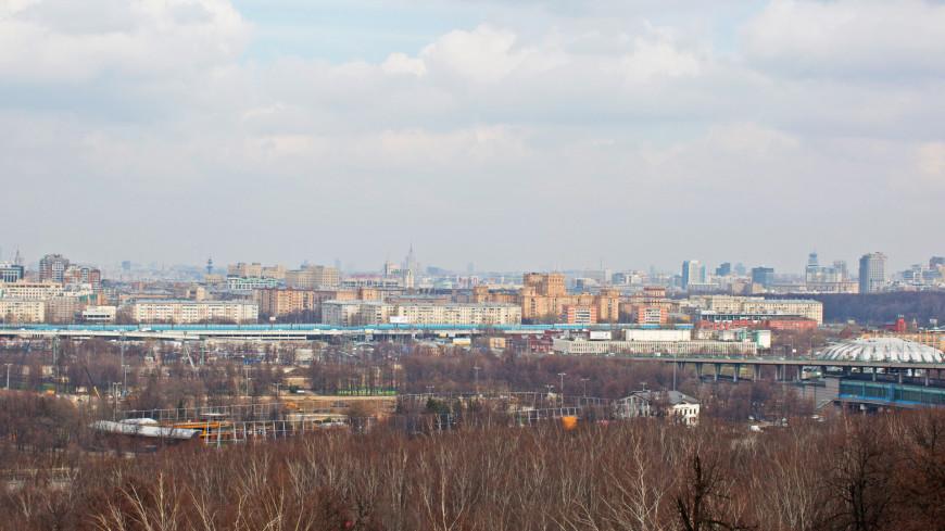 Власти одобрили комплексное развитие двух территорий на юге и западе Москвы