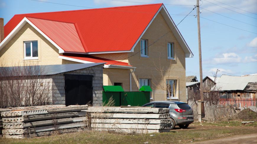 В России разработали программу льготной ипотеки на частные дома для молодых