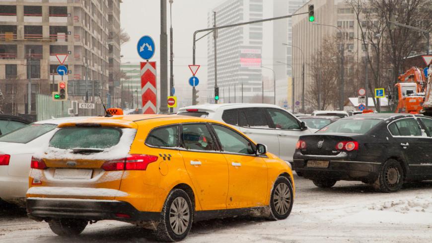 В 2021 году агрегаторы такси смогут проверять права водителей по базе ГИБДД