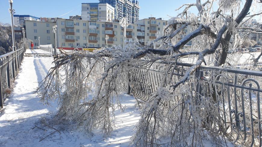 Власти Приморья отменили режим чрезвычайной ситуации из-за непогоды