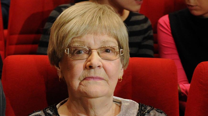 Актрисе Нине Гребешковой исполнилось 90 лет